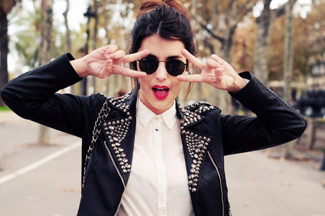 Top 10 Spanish Fashion Bloggers Loud