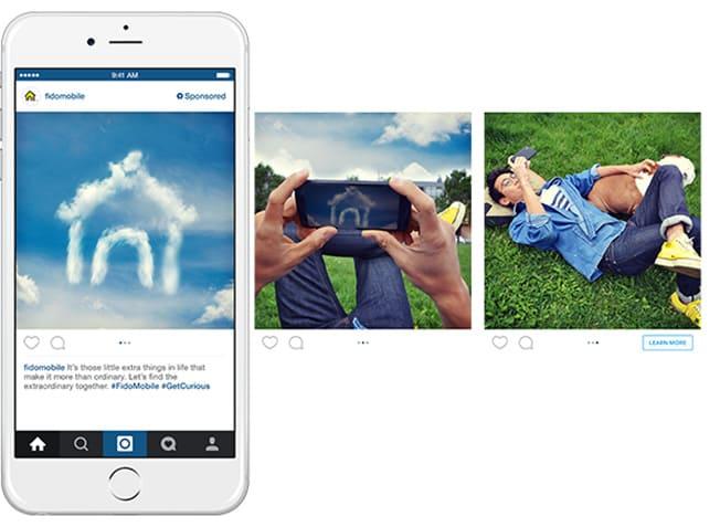 Instagram-carousel-ad-fido-mobile