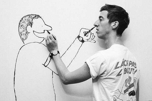 jean-jullien-artist-agencies-barcelona